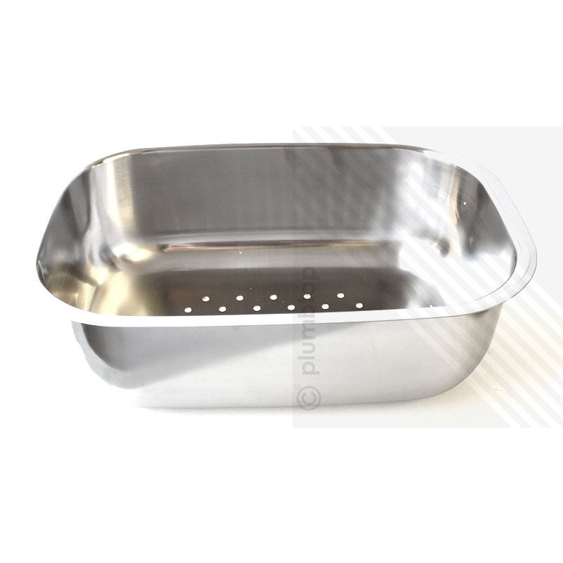 Sink Drainer Basket for Arian Vortex Stainless Steel Sink RH001